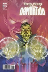 Marvel Comics's Doctor Strange: Damnation Issue # 1d
