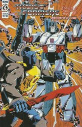 IDW Publishing's Transformers '84 Issue # 4b