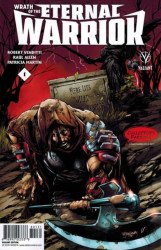 Valiant Entertainment's Wrath of the Eternal Warrior Issue # 1collectorparadise