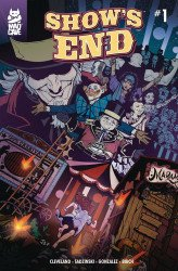 Mad Cave Studios's Show's End Issue # 1-2nd print