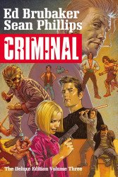 Image Comics's Criminal: Deluxe Edition Hard Cover # 3