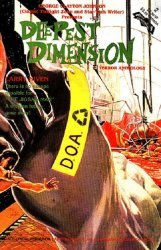 Revolutionary Comics's Deepest Dimension Issue # 2