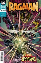 DC Comics's Ragman Issue # 3