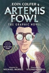 Hyperion Books's Artemis Fowl: The Graphic Novel Hard Cover # 1