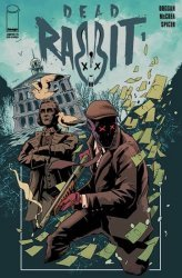 Image Comics's Dead Rabbit Issue # 1btc