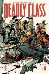 Image Comics's Deadly Class Issue # 36b
