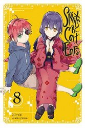 Yen Press's Spirits & Cat Ears Soft Cover # 8
