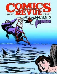 Manuscript Press's Comics Revue Presents Issue # 27