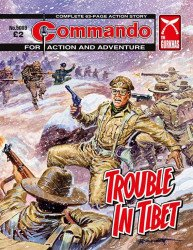 D.C. Thomson & Co.'s Commando: For Action and Adventure Issue # 5089