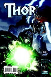 Marvel's Thor (The Mighty) Issue # 605