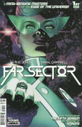DC Black Label's Far Sector Issue # 1