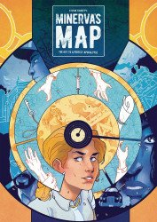 New Friday Publications's Minerva's Map: The Key To A Perfect Apocalypse Issue # 1