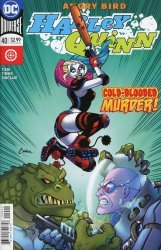 DC Comics's Harley Quinn Issue # 40