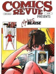 Manuscript Press's Comics Revue Presents Issue # 19