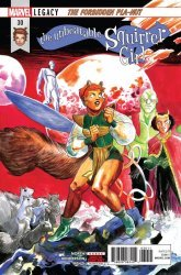 Marvel Comics's The Unbeatable Squirrel Girl Issue # 30