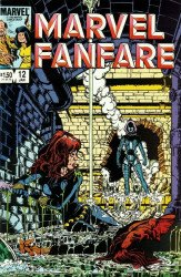 Marvel Comics's Marvel Fanfare Issue # 12