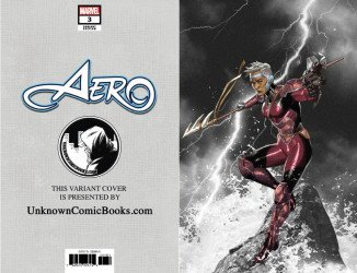 Marvel Comics's Aero Issue # 3unknown