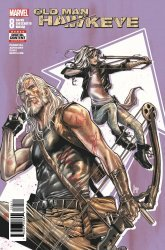Marvel Comics's Old Man Hawkeye Issue # 8
