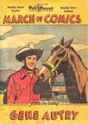 Western Printing Co.'s March of Comics Issue # 39b