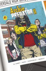 Archie Comics Group's Archie vs Predator 2 Issue # 4b