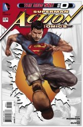 DC Comics's Action Comics Issue # 0