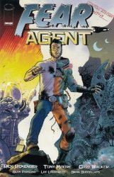 Image Comics's Fear Agent Issue # 1ashcan-b