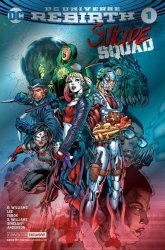 DC Comics's Suicide Squad Issue # 1nycc