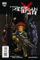 Marvel's X-Force / Cable: Messiah War Issue # 1b
