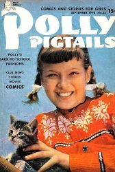 Parents Magazine Institute's Polly Pigtails Issue # 32