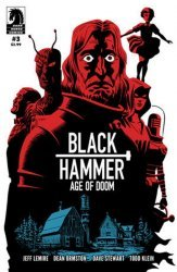 Dark Horse Comics's Black Hammer: Age of Doom Issue # 3b