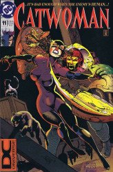DC Comics's Catwoman Issue # 11b