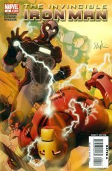 Marvel's Invincible Iron Man Issue # 4