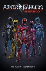 BOOM! Studios's Saban's Power Rangers: Aftershock Issue nn