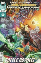 DC Comics's Hal Jordan and the Green Lantern Corps Issue # 48