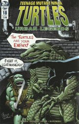 IDW Publishing's Teenage Mutant Ninja Turtles: Urban Legends Issue # 18