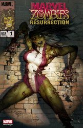 Marvel Comics's Marvel Zombies: Resurrection Issue # 1krs comics-a