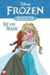 Dark Horse Comics's Disney Frozen Adventures: Ice and Magic TPB # 1