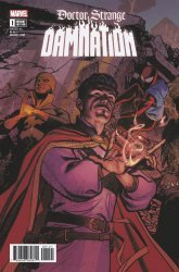 Marvel Comics's Doctor Strange: Damnation Issue # 1b