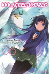 Yen Press's Accel World Soft Cover # 6
