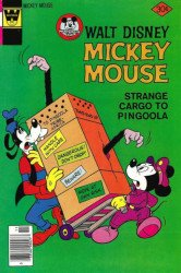 Gold Key's Mickey Mouse Issue # 177whitman