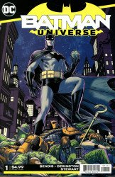 DC Comics's Batman Universe Issue # 1