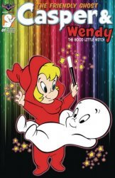 American Mythology's Casper and Wendy Issue # 1d