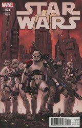 Marvel's Star Wars Issue # 23e