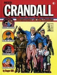 TwoMorrows Publishing's Reed Crandall: Illustrator of Comics Hard Cover # 1