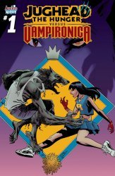 Archie Comics Group's Jughead The Hunger Versus Vampironica Issue # 1d