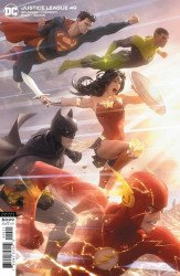 DC Comics's Justice League Issue # 49b