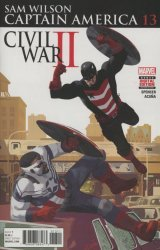 Marvel's Captain America: Sam Wilson Issue # 13