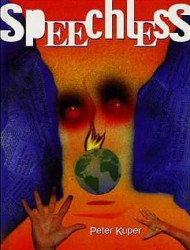 Top Shelf Productions's Speechless: Tales from the System Hard Cover # 1