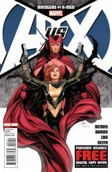 Marvel Comics's Avengers vs X-Men Issue # 0