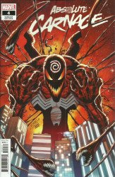 Marvel Comics's Absolute Carnage Issue # 4c